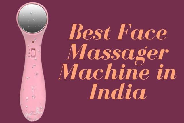 Best Face Massager Machine India