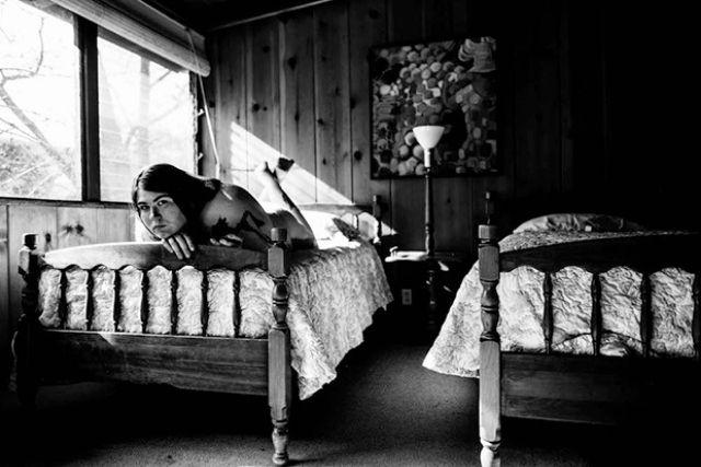 Samantha Geballe weight loss photography